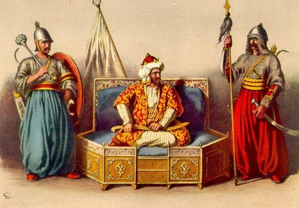 История народов Турции