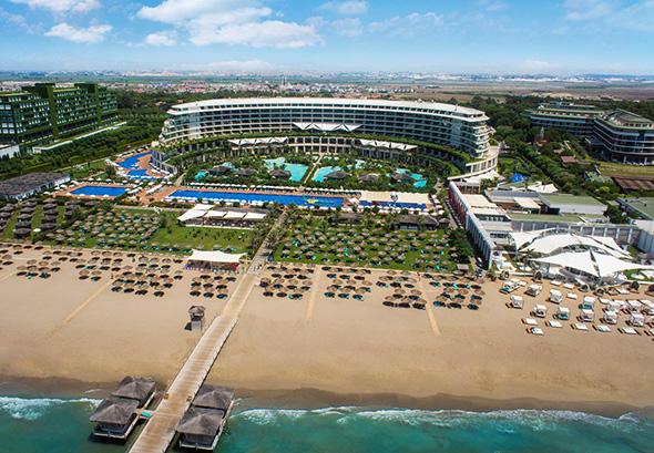 Отель Maxx Royal Belek Golf Resort 5*