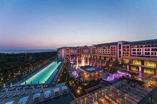 Отель Regnum Carya Golf & Spa Resort 5*