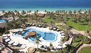 Jebel Ali Beach Hotel